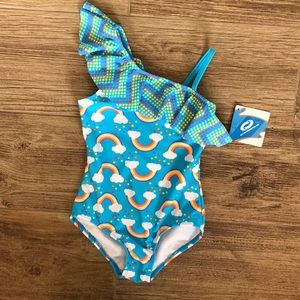 Brand New Girls Bathing Suit size 5T